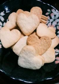 世界一簡単クッキー