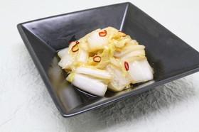 ラーパーツァイ(中華風白菜の甘酢和え)