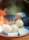 犬ご飯 鮭のポトフ