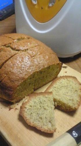 HBで♪アールグレイのパウンドケーキ