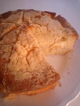 リンゴのケーキ メープル風味