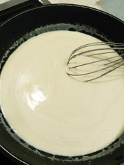 簡単♪お鍋1つで自家製ホワイトソースの写真