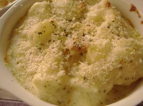 寒い日には☆カリフラワーチーズ