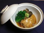 鍋ひとつで加賀料理のじぶ煮の写真