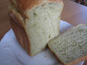 ~。:*HB抹茶ミルク食パン*:。~