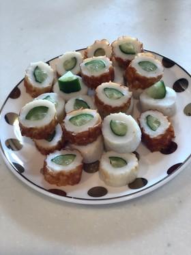 【簡単!】ちくわキュウリ お弁当 小腹食