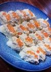 カニマヨ握り寿司❣