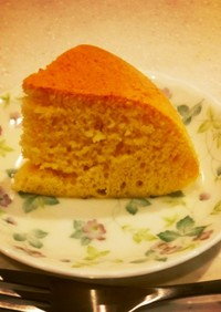炊飯器でかんたんケーキ
