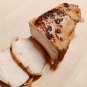 しっとり鶏むね肉のチャーシュー風の写真