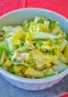 翌日が美味しい!作り置き常備菜白菜サラダ
