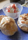 余った卵白で、メレンゲのデザート3種。