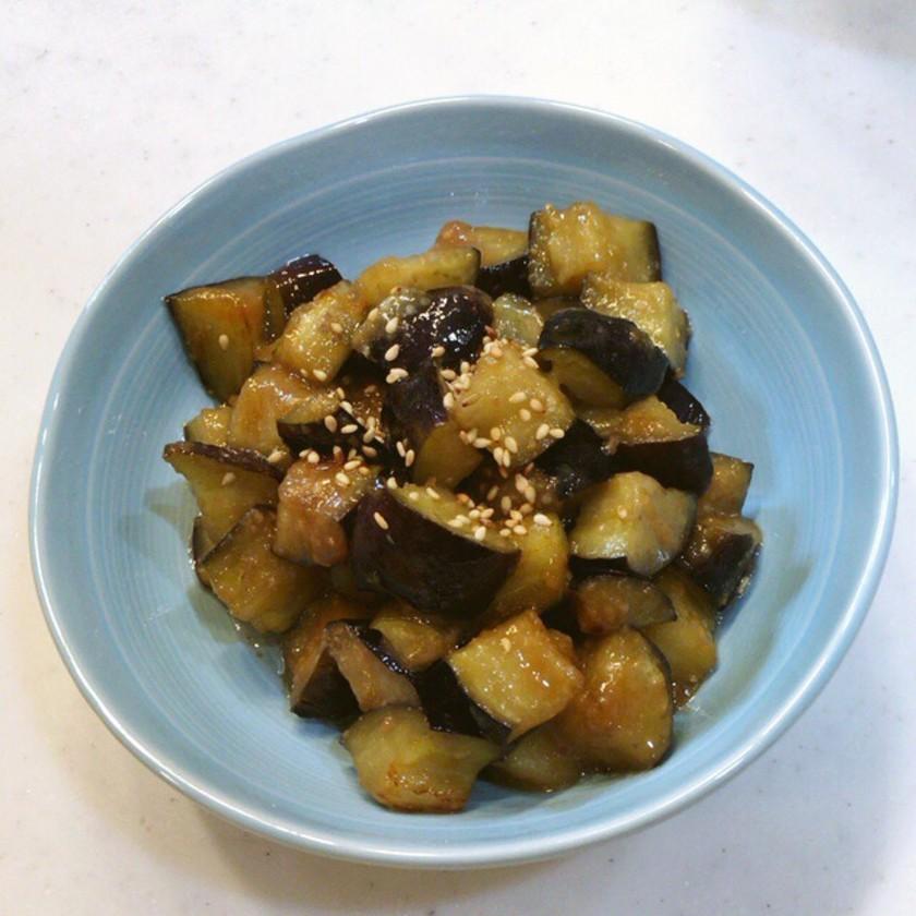 常備菜☆たった10分で簡単なすの味噌炒め