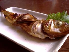 旬の魚✿はたはたの漬け焼き (*・ω・)