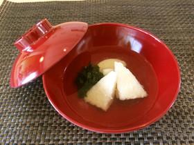 業務用介護食 たけのこやんの若竹汁