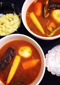 糖質制限 スープカレー