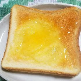 ハニーバタートースト