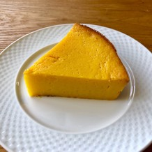 すごく簡単☆かぼちゃのプリン風ケーキ