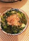 ダイエットにガゴメ昆布のトロトロ野沢菜
