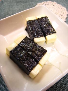 のり♥チーズ♥わさび
