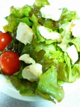 クリームチーズ入り野菜サラダ☆