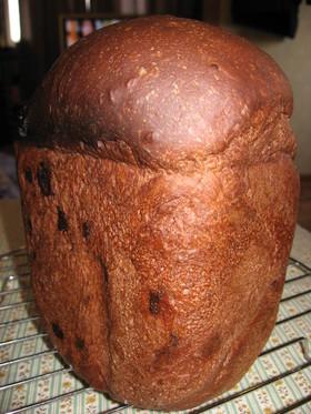 板チョコ&ココア食パン(HB使用)