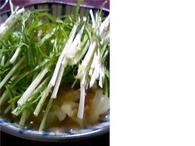 鮭とキャベツの和風煮物