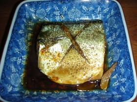 鯖の香り煮