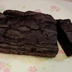 豆腐チョコケーキ 濃厚&ビター