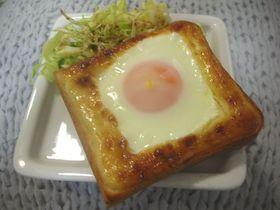 簡単★マヨ好き♪コレ最強!マヨ玉トースト