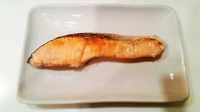 【基本】鮭の塩焼き