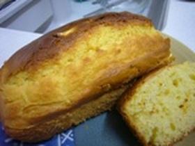 HMで簡単♪★柚子のパウンドケーキ