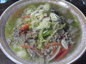 中華鍋で手軽に元祖札幌みそラーメン