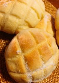 簡単!基本のメロンパン