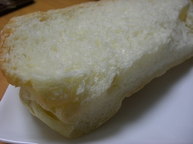1日経ってもふわっふわ☆生クリーム食パン