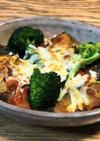 牛レバーと彩り野菜のグリル