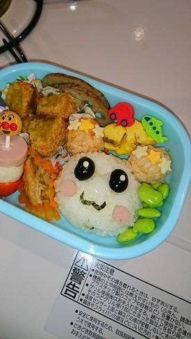 うーたん お弁当 幼稚園 簡単キャラ弁