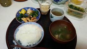 冬和朝食(血管ダイエット1198)