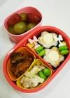 幼稚園のお弁当27