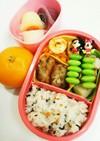 幼稚園のお弁当28