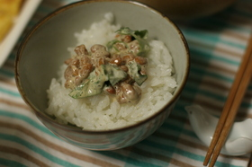 納豆嫌いを克服する食べ方。