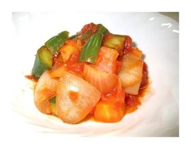【なんたんかんたん】夏野菜のラタトゥイユ