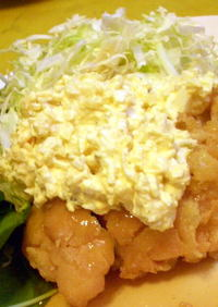 節約☆鶏胸肉でサクサクやわらかチキン南蛮