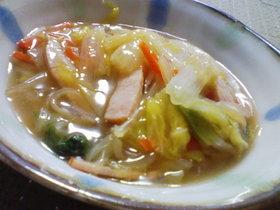 簡単♪白菜とハムのとろ~り煮♪