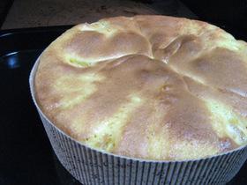 簡単♪リンゴのケーキ