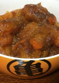 ☆干し柿の酢漬け☆減塩のサポート調味料♪