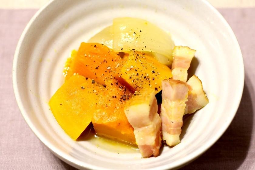 バターナッツカボチャの洋風煮物