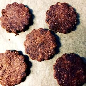 計り不要!簡単高速ココアクッキー