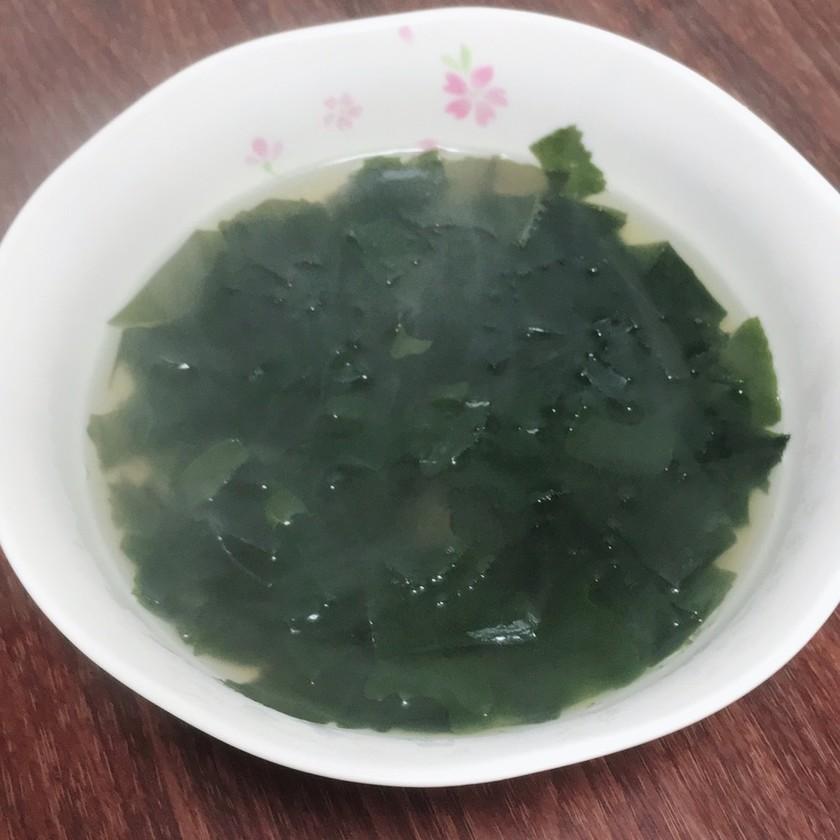時短×適当★わかめスープ