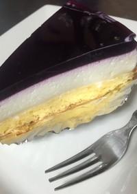 ブルーベリーヨーグルトケーキ(18cm)