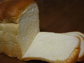 手捏ねで☆湯種食パン